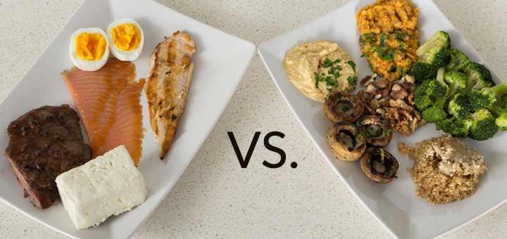 proteine vegetali sono inferiori