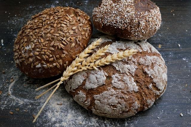 Pane Integrale ricco di glutine