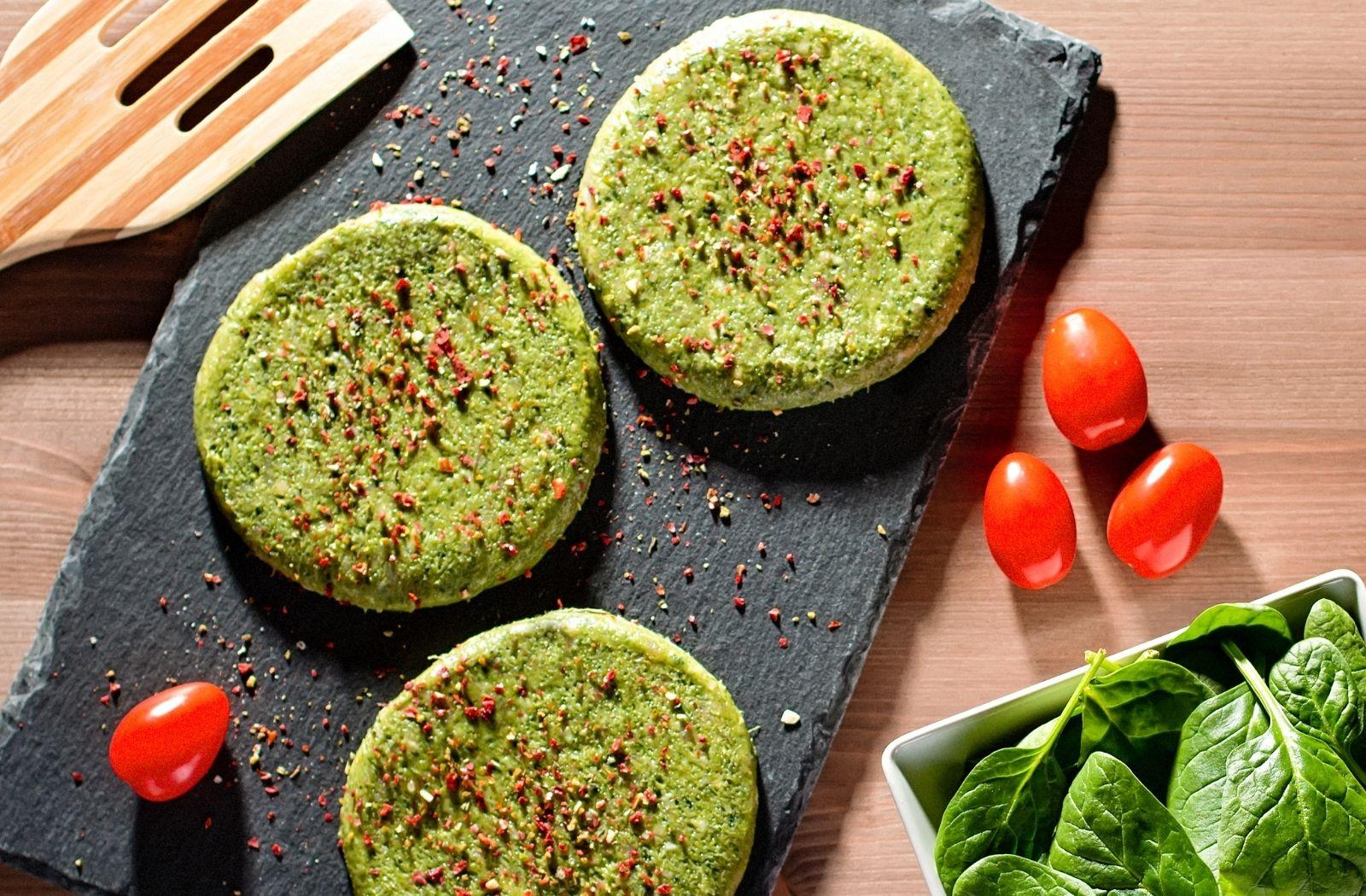 Burger Proteici Vegetali