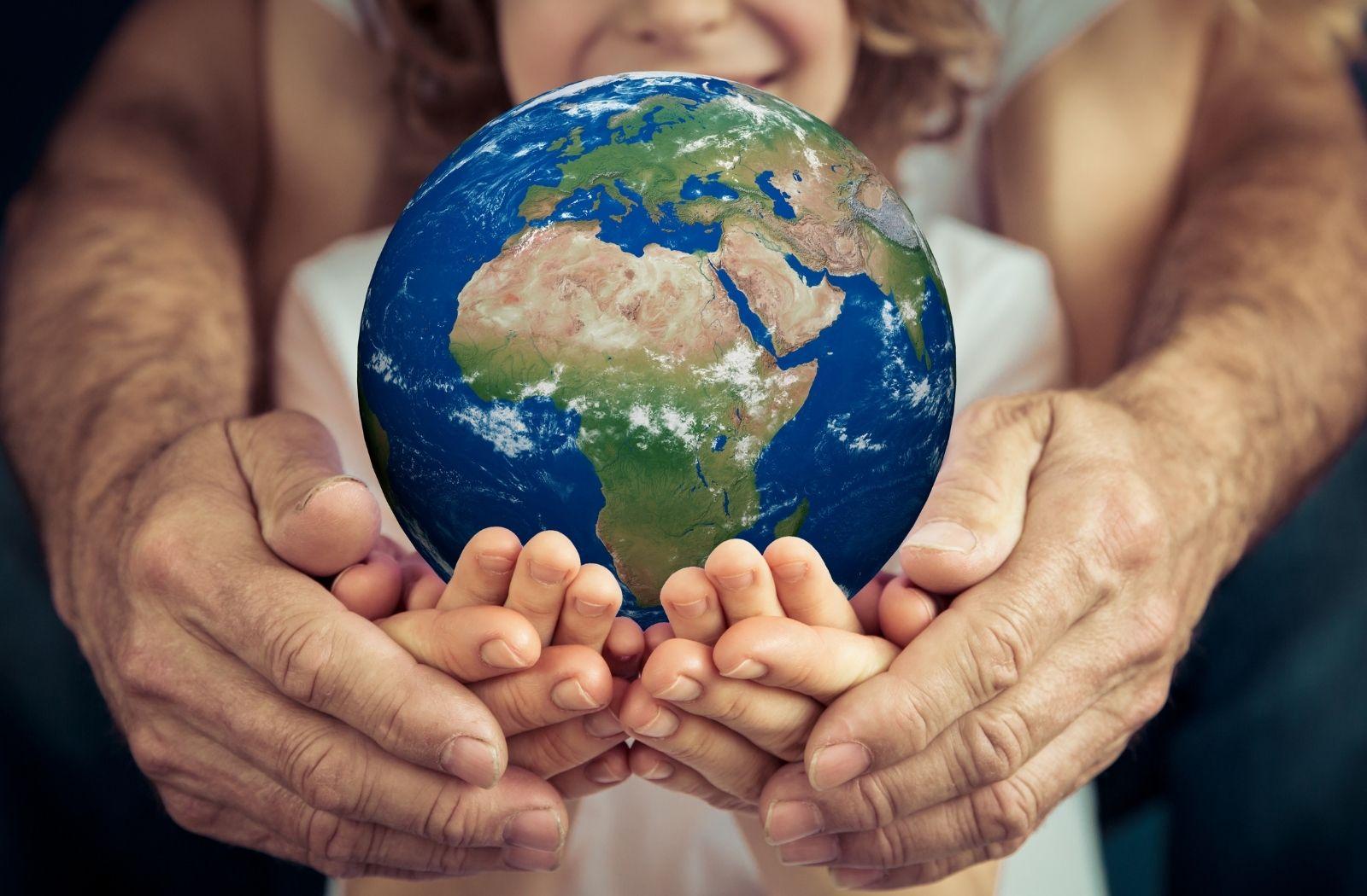 Prendiamoci cura del nostro mondo