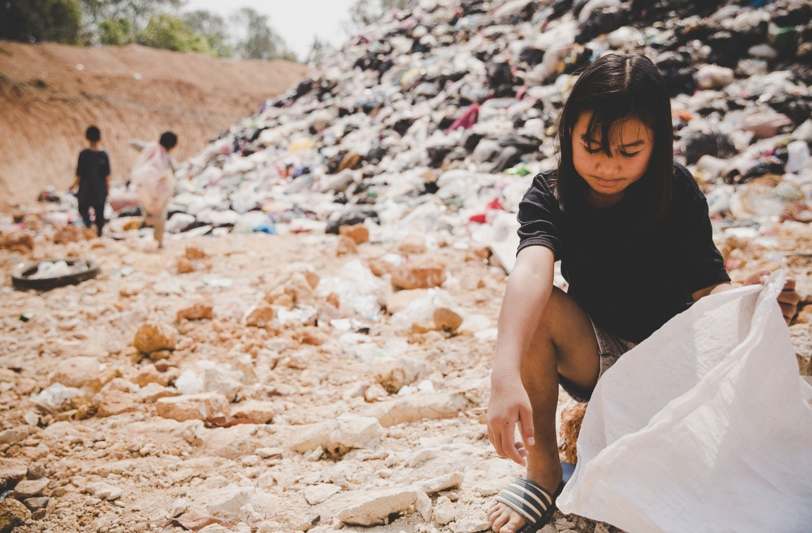inquinamento rifiuti
